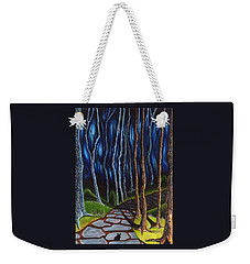Seeking A Shadow  Weekender Tote Bag
