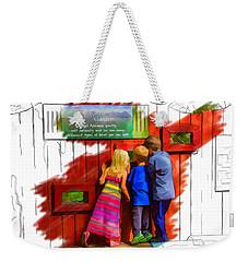 Seeking Songbirds Weekender Tote Bag