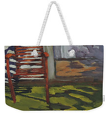 Seen Better Days - Art By Bill Tomsa Weekender Tote Bag