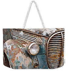 Seen Better Days Weekender Tote Bag by David Lawson