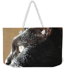 Weekender Tote Bag featuring the photograph Seesa by Kerri Mortenson