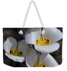 Sego Lily Weekender Tote Bag by Vivian Christopher