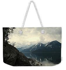 Selkirks In The Spring Weekender Tote Bag by Leone Lund