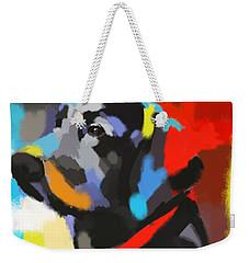 Dog Sem Weekender Tote Bag