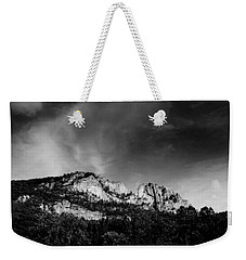 Seneca Rocks Weekender Tote Bag by Shane Holsclaw