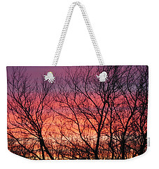 Sensational Sunrise Marching In Weekender Tote Bag