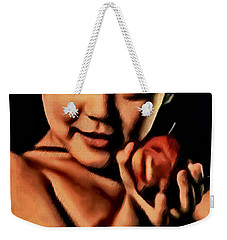 Sense Of Innocence  Weekender Tote Bag