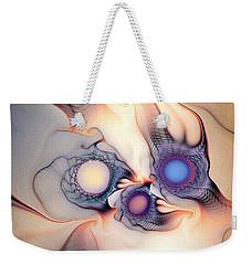 Sensorial Nirvana Weekender Tote Bag by Casey Kotas