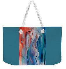 Sensuelle Weekender Tote Bag