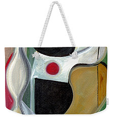 Sensuous Beauty Weekender Tote Bag