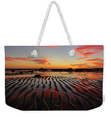 Weekender Tote Bag featuring the photograph September Brilliance by Dianne Cowen