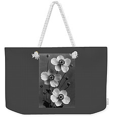 September Charm Anemones Weekender Tote Bag