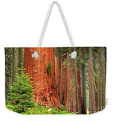 Sequoias Weekender Tote Bag