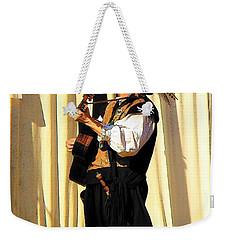 Serenade Weekender Tote Bag by Rodney Lee Williams
