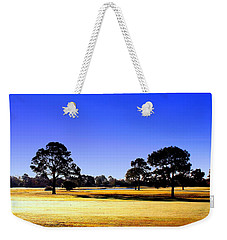 Weekender Tote Bag featuring the photograph Serendipity by Faith Williams