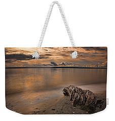 Serene Beach Weekender Tote Bag