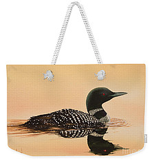 Serene Beauty Weekender Tote Bag by James Williamson
