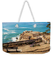 A Place To Relax Weekender Tote Bag