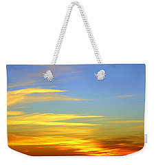 Serenity Weekender Tote Bag by Faith Williams