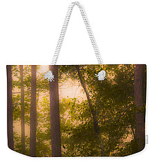 Serenity In The Forest Weekender Tote Bag