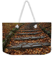 Weekender Tote Bag featuring the photograph Serenity by James Peterson