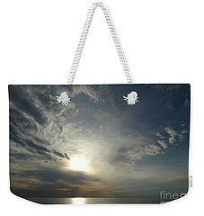 Serenity Sunset Weekender Tote Bag by Joseph Baril