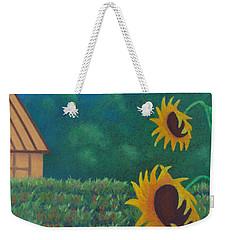 Sergi's Sunflowers Weekender Tote Bag