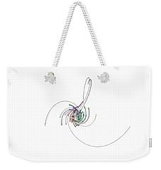 Serpentins Quaternioniques Weekender Tote Bag