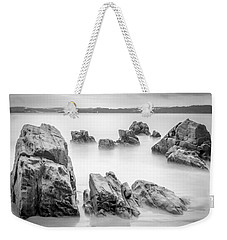 Weekender Tote Bag featuring the photograph Seselle Beach Galicia Spain by Pablo Avanzini