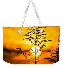 Setting Sun Weekender Tote Bag by Parker Cunningham