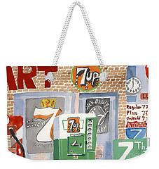 Seven Weekender Tote Bag