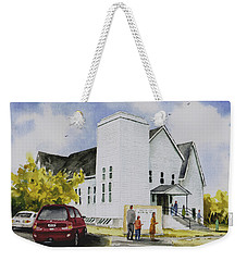 Seventh Day Adventist Church Weekender Tote Bag