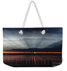 Severn Bridge Weekender Tote Bag
