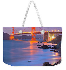 Sf Icon Weekender Tote Bag by Jonathan Nguyen