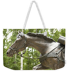 Sgt Reckless Weekender Tote Bag