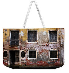 Shabby Chic Decor Weekender Tote Bag