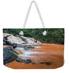 Shacktown Falls Weekender Tote Bag