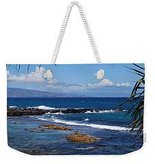 Shades Of Blue Hawaii Weekender Tote Bag
