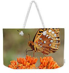 Shades Of Orange Weekender Tote Bag