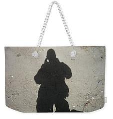 Shadow In Afghanistan  Weekender Tote Bag