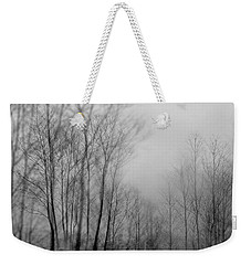 Shadows And Fog Weekender Tote Bag