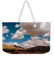 Shadows In The Valley Weekender Tote Bag