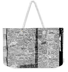 Shadows On St-laurent Weekender Tote Bag by Valerie Rosen