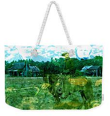 Shadows On The Land Weekender Tote Bag