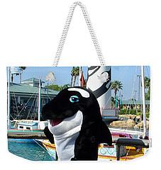Shamu Weekender Tote Bag