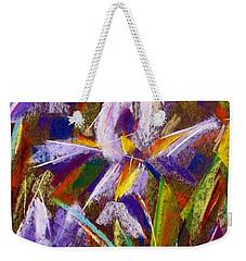 Sharp Mood Weekender Tote Bag