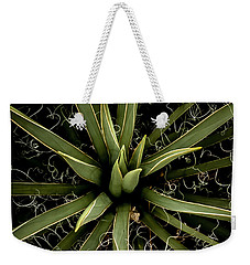 Sharp Points - Yucca Plant Weekender Tote Bag