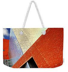 Sharps Weekender Tote Bag by Wayne Sherriff