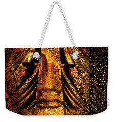 Shattering The Illusion Of Eternity  Weekender Tote Bag