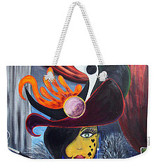 She Devil..   Weekender Tote Bag